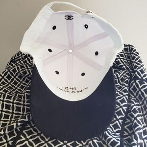 a49cfadcd52 CHANEL Accessories - Chanel suede baseball cap